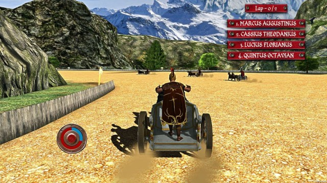 chariot wars, video game, steam pc, racing multiplayer games,