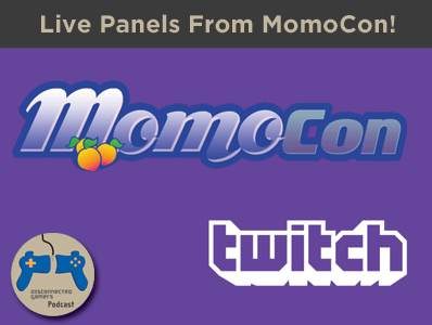 momocon 2015, momo con, georgia gaming events, colin and greg live, kinda funny, voice acting panels, gaming expo panels,