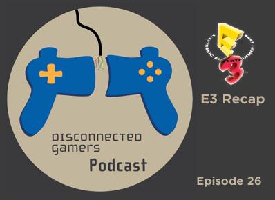 e3 post recap, video game discussions,