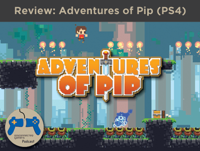the adventures of pip, tic toc games, the adventures pip game, pip and pixel game, 32 bit platformer, ps4 platforming games, adventures in pip world,