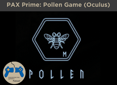 Pollen Game, Oculus Games, HTC Vive VR, virtual reality games, VR tech,