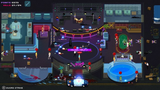 party hard game, 8 bit gaming, pc games, xbox one games, party hard killings, hotline miami,