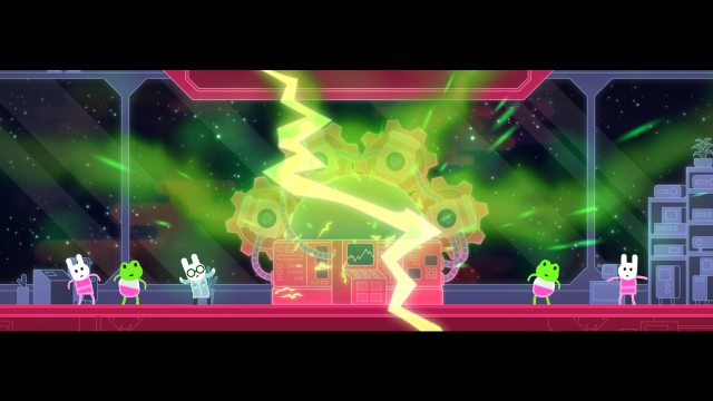 lovers in a dangerous spacetime game, lovers in a space time video game, xbox couch co op game, ardor reactor, anti love game, steam and pc couch co op games,