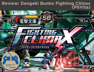 dengeki bunko fighting climax, dengeki bunko, fighting climax. ps vita, playstation game review,