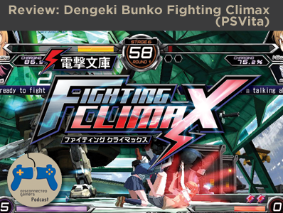 dengeki bunko fighting climax, dengeki bunko, fighting climax. ps vita, playstation game review,