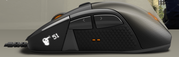 steelseries, usb gaming mice, rival 700, OLED gaming mouse,