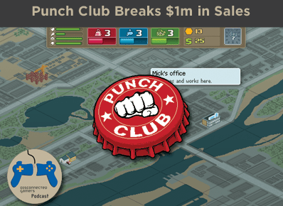 Punch Club, Lazy Bear Games, Steam Games, Steam PC, iOS games, boxing video games,