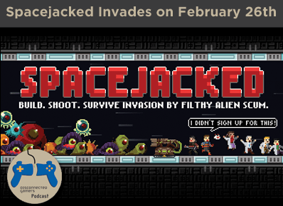 spacejacked, steam release date, steam games, pc gaming, tower defense,