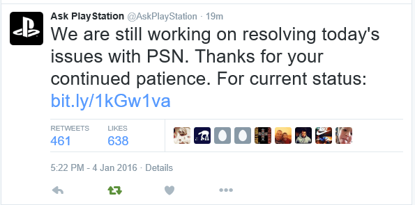 psn outage, playstation network, psn, playstation4, ps4,