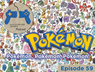 gaming podcast, pokemon, nintendo, game freak, 20th pokemon anniversary,
