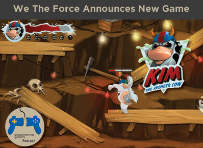 We The Force, PlayStation 4, Kim The Avenger Cow, Randall Game,