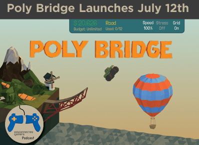 poly bridge, dry cactus games, steam early access, bridge building games, engineering games, polybridge, bridge sim games,