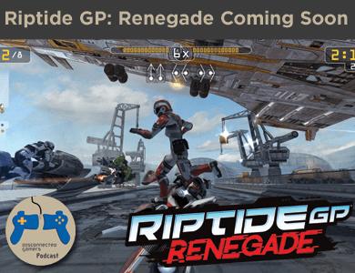 riptide gp renegade, racing games, ps4 hydro thunder, xbox one water racing games, riptide games, vector unit developer,