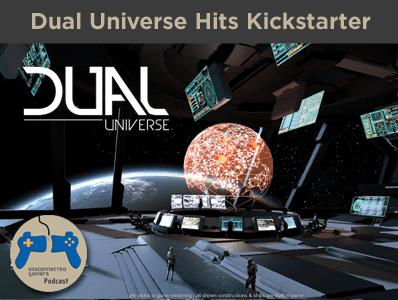 dual universe, sandbox mmo games, novaquark, pc gaming, sci fi exploration mmo,