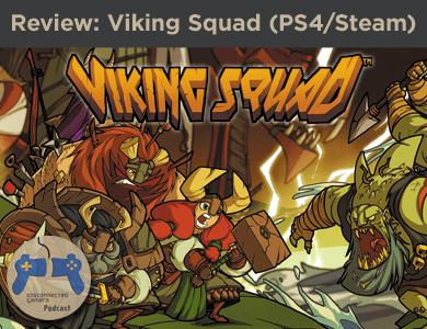 viking squad, playstation 4 games, lane brawler ps4, slick entertainment, steam ps4, viking games, ps4 viking,