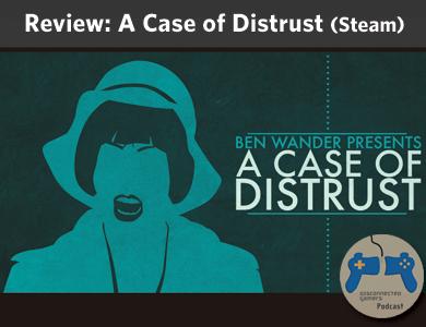 a case of distrust, ben wander, indie gamedev, 2d investigation game,