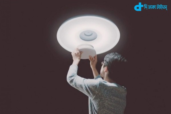 Sony made a surprise discovery lamp