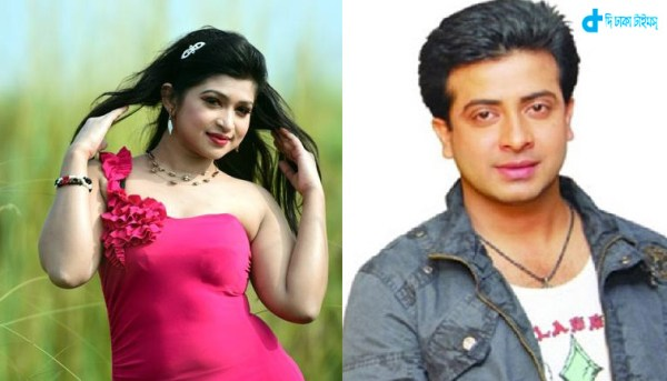 Shakib Khan & new heroine