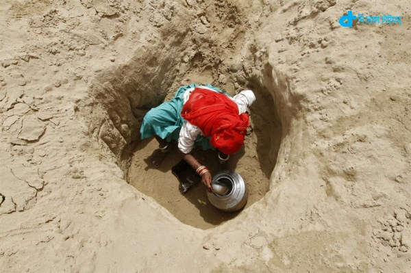 India's 33 million people hit by drought