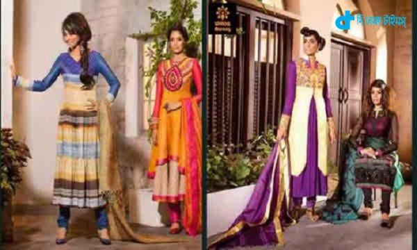 Eid fashion women's long kamije