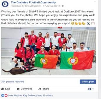 DiabPT United Post
