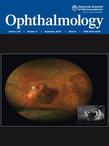 Journal: Ophthalmology - September 2015