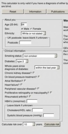 diabetes-test-screenshot