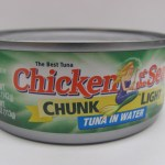 Tuna Recall - Chicken of the Sea