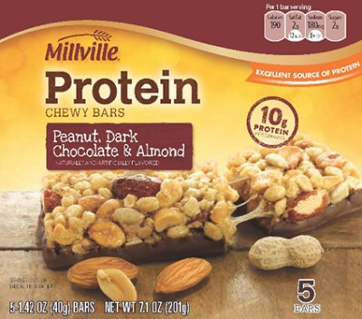 Protein Bars Recalled