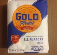 Gold Medal Flour Recalled