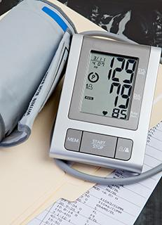 Blood Pressure Target for Diabetic