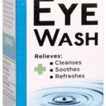 Family Care Eye Wash Recall