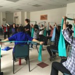 Photo of Seniors Exercising for Arthritis and other Conditions