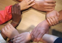 Hands in a CIrcle - Working Together to Improve Blood Sugar Levels