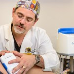 Photo of Jeffrey Litt, D.O., assistant professor of surgery at the MU School of Medicine