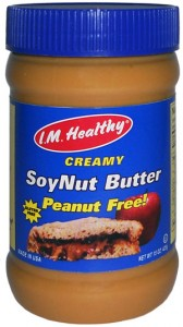 Soy Nut Butter Recall