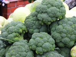 Broccoli at the Farmer's Market - Broccoli as an Anti-Diabetic?