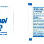 Alcohol Prep Pad Recall