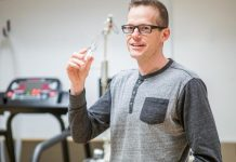 UBCO researcher Jonathan Little