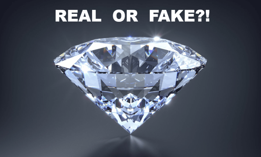 10 Ways To Tell If A Diamond Is Real Or Fake The Diamond Gentleman