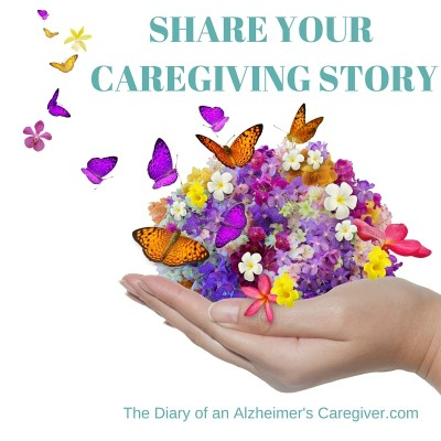 SHARE YOUR CAREGIVING STORY?