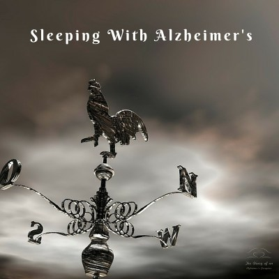 SLEEPING WITH ALZHEIMER'S…