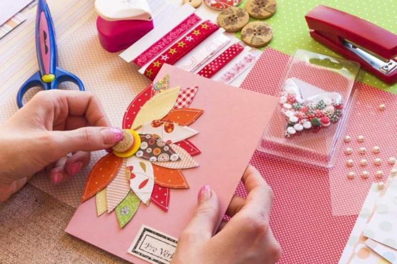 Creating homemade cards
