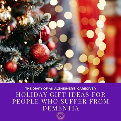 Gift Ideas For Your Loved One With Dementia