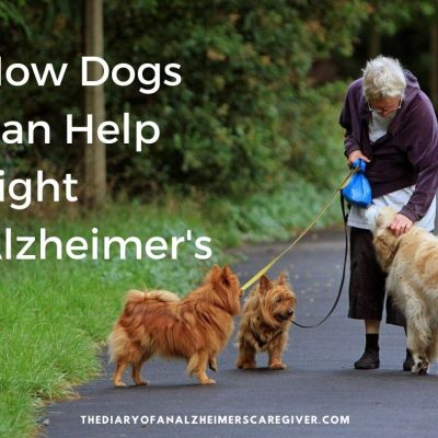 How Dogs Can Help Fight Alzheimer's