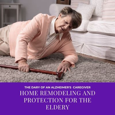 Home Remodeling and Protection For The Eldery