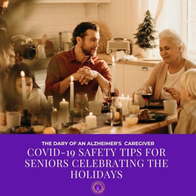 COVID-19 Safety Tips For Seniors Celebrating The Holidays