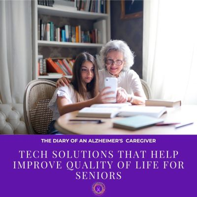 Tech Solutions That Help Improve Quality of Life for Seniors