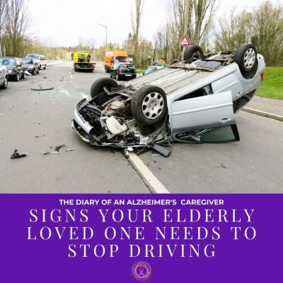 Signs Your Elderly Loved One Needs to Stop Driving