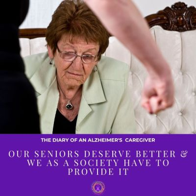 Alzheimer's Abuse Can Come From Anywhere Just Like This Something To Remember On This Longest Day